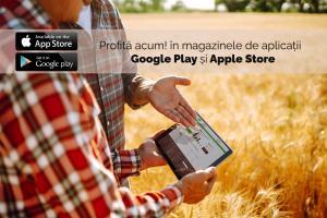 Platforma AgriPortal și-a lansat aplicația mobilă