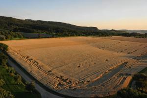 România rămâne competitivă pe piața grâului